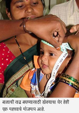 Child Head Measurement