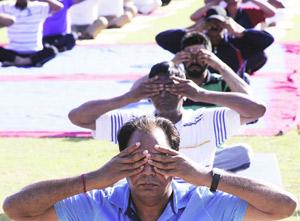 Yoga and Yog